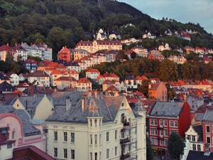 Shore excursion in Bergen