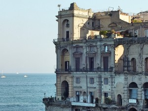 Shore excursion in Naples