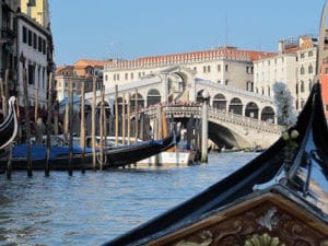 Shore excursion in Venice