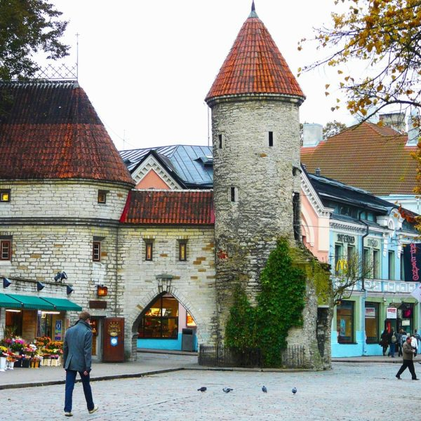 Medieval Old Town