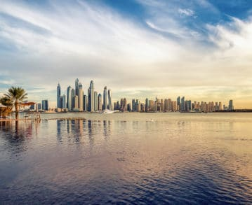 Shore excursions in Dubai