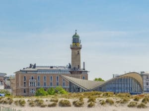 Landausflug in Warnemünde