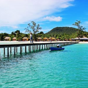 Shore excursion in Sihanoukville