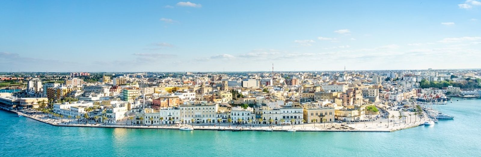 Shore excursions in Brindisi